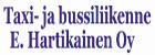 Taxi- ja bussiliikenne E. Hartikainen Oy