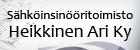 Sähköinsinööritoimisto Heikkinen Ari Ky