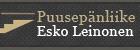 Puusepänliike Esko Leinonen