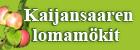 Kaijansaaren Luomutilan Mökit ja Hieronta